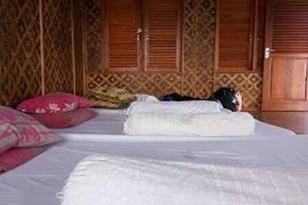 Private Trip 2D1N Pahawang Island Villa Apung