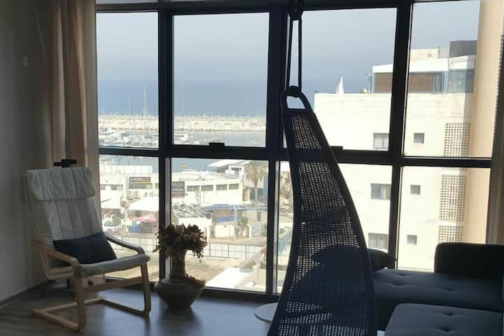 Angel Suite in Marina Ashkelon