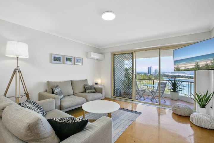 Scott's Currumbin Beach Pad