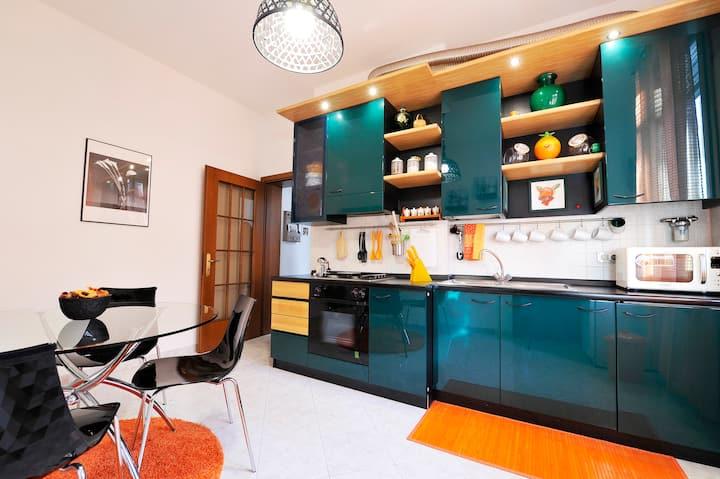 Santa Marta, un appartamento per le vostre vacanze
