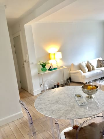 Elegant, bright and cosy flat in central Cph - Kopenhagen - Wohnung