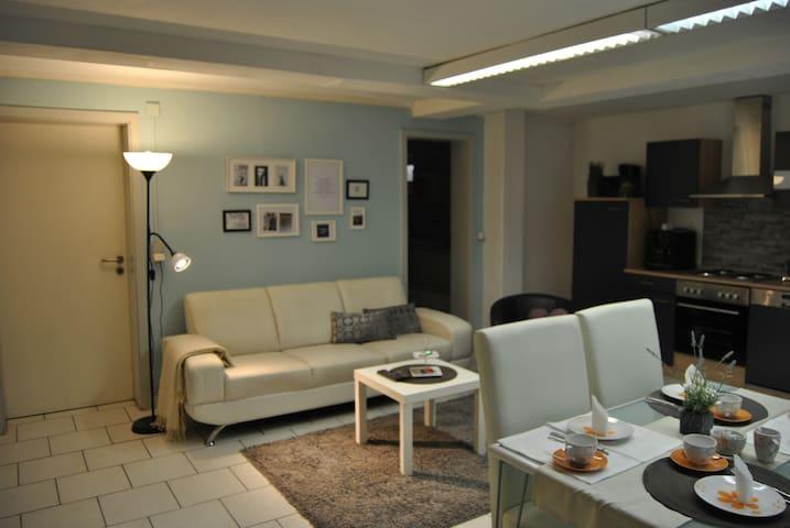 2 Zimmerwohnung am Oberrhein nahe Frankreich