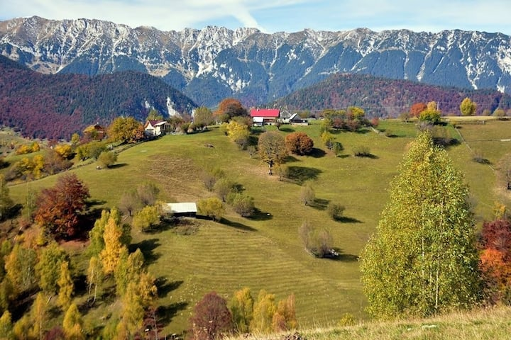 Chalet in traumhafter Lage, im National Park