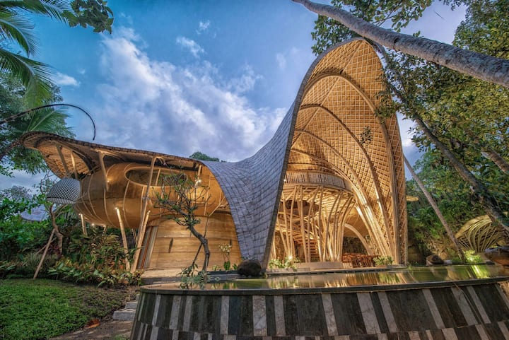 Ulaman Eco Retreat - Cocoon Upper Deluxe