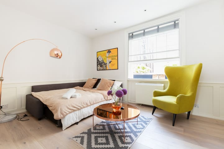 Carnaby Street - Studio - Central London