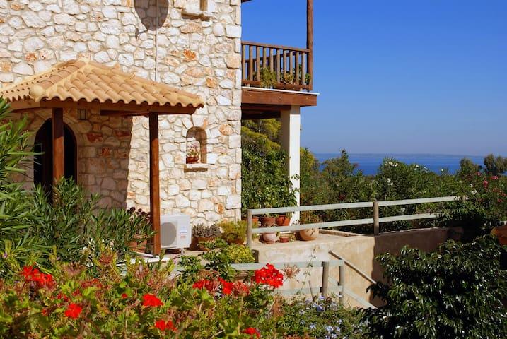 Myrties stone houses - Maisonetes - Vasilikos - Ortak mülk