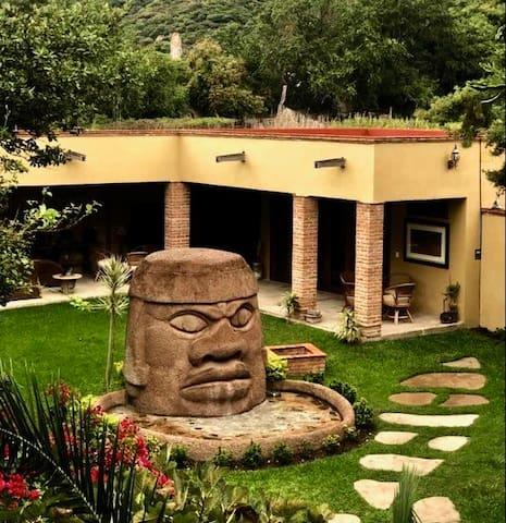 Habitación Olmeca