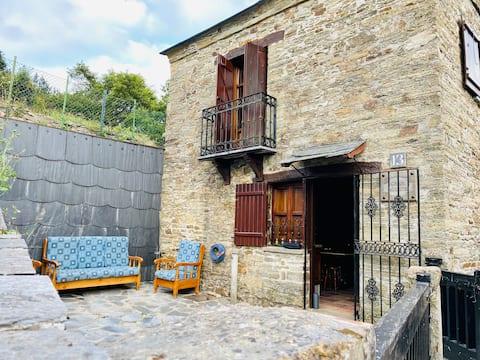 Acogedora casa rural: Casa Agosto