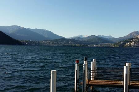 Anna's Home 9 km da Lugano sul Lago a Campione d'I