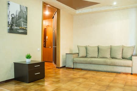 Center. Near the central waterfront - Dnepropetrovsk - Apartment