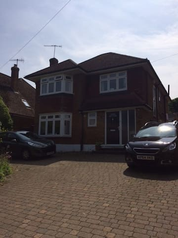 Lovely family home in the heart of the Chilterns - Northchurch - Rumah