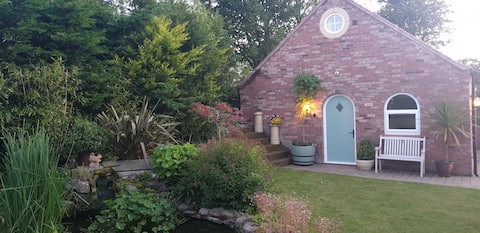 L'aal Cottage Reighton Filey Coast Hot tub