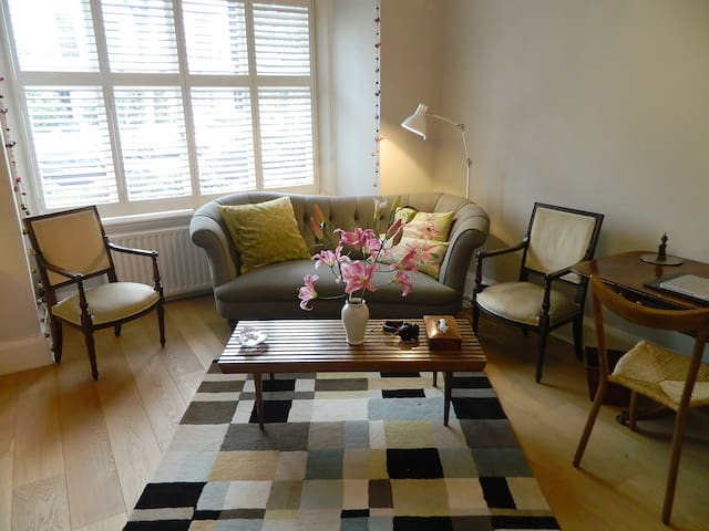 Calm and very central  luxury 2 bedroom apartment - London - Apartemen