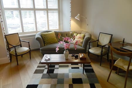 Calm and very central  luxury 2 bedroom apartment - London