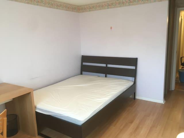 Quiet Bedroom in Mississauga