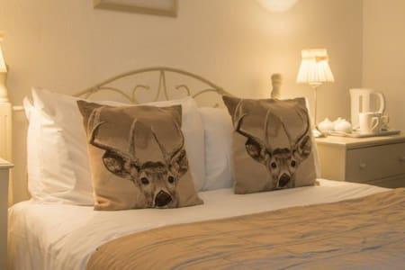 Little Alice, small double with shower in en-suite - Brockenhurst - Butikový hotel