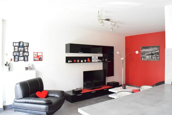 Charmant Appartement Lumineux
