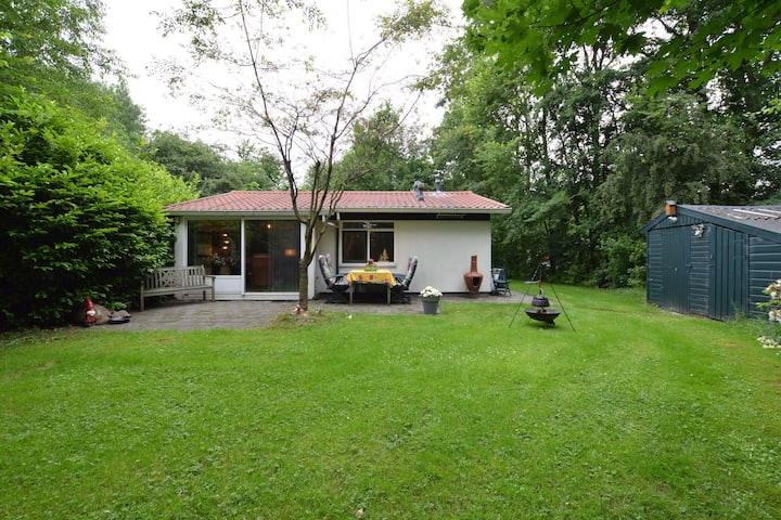 Pitoresk cottage on Park Hunzebergen with lots of space and privacy