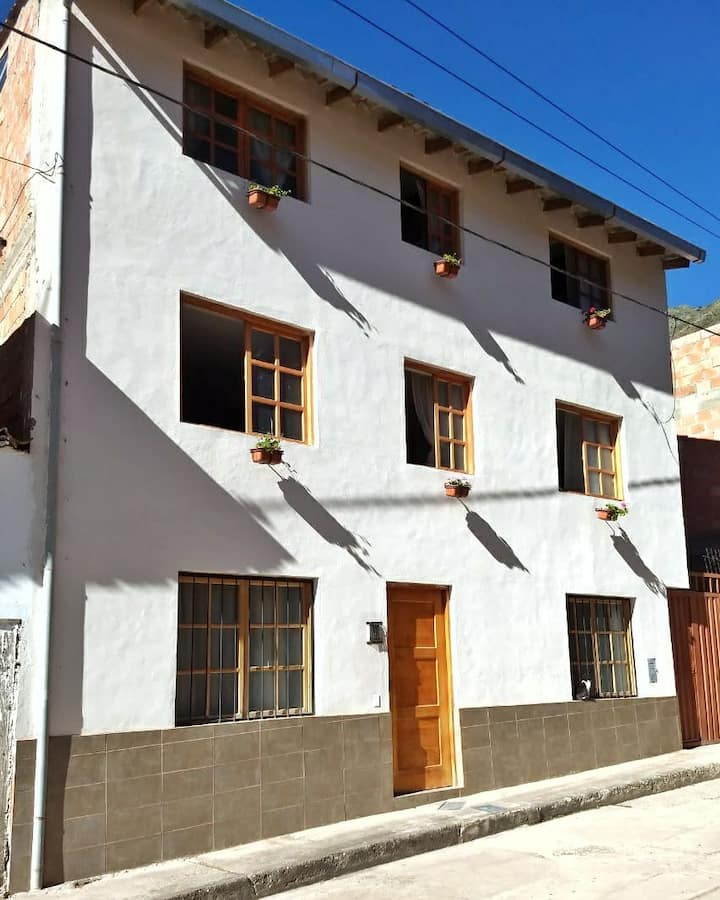 Departamento acogedor en el Valle Sagrado 2do piso
