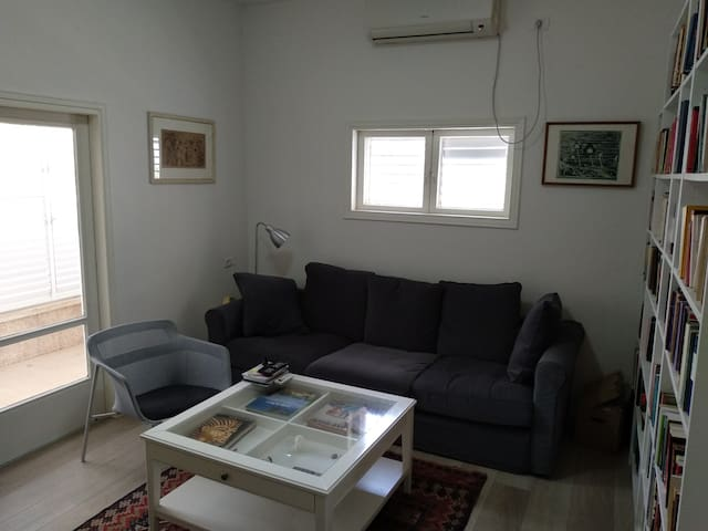 Lovely apartment - near the center of Tel Aviv