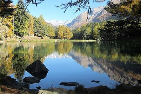 Camera Chalet - Aosta Valley - Blockhütte