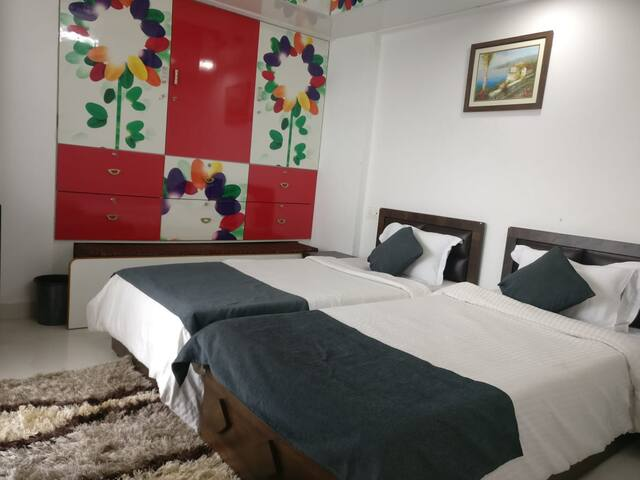 Furnished Pvt Room at Thane near Bethany Hosp