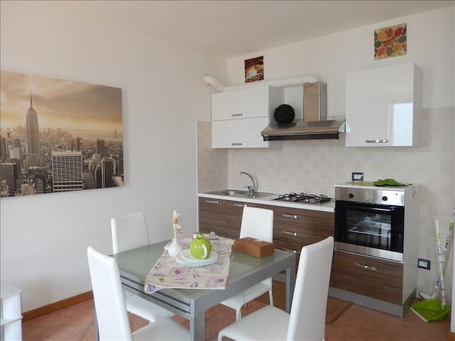 GARZENO - Lake Como - studio apartment with breathtaking lake view - Dorio - Apartemen