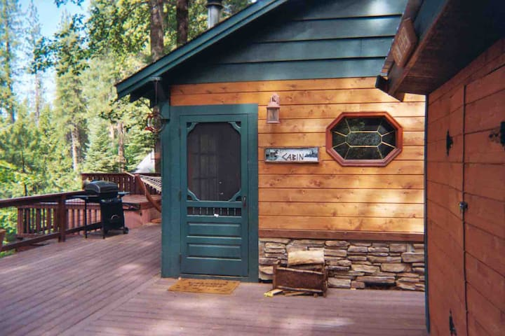 Rustic Lakeside Cottage-Lake View w/ outdoor spa!