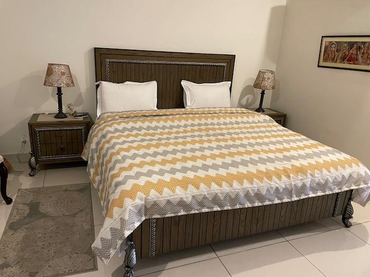 2 BEDROOM APARTMENT AT GRAND LUXURY SHAH JAMAL