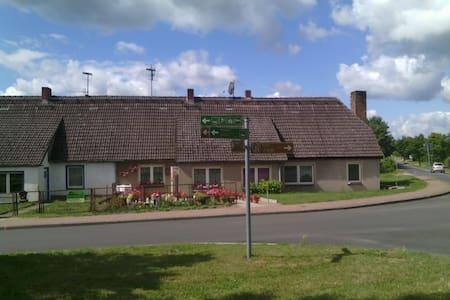 ruhiges Bauernhaus am Naturschutzgebiet - Hohen Wangelin