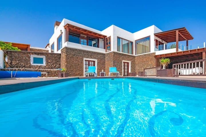 Villa(Completa-2 plantas) Vistamar Lanzarote