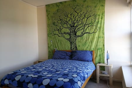 Spacious double room, 30 minutes away from London