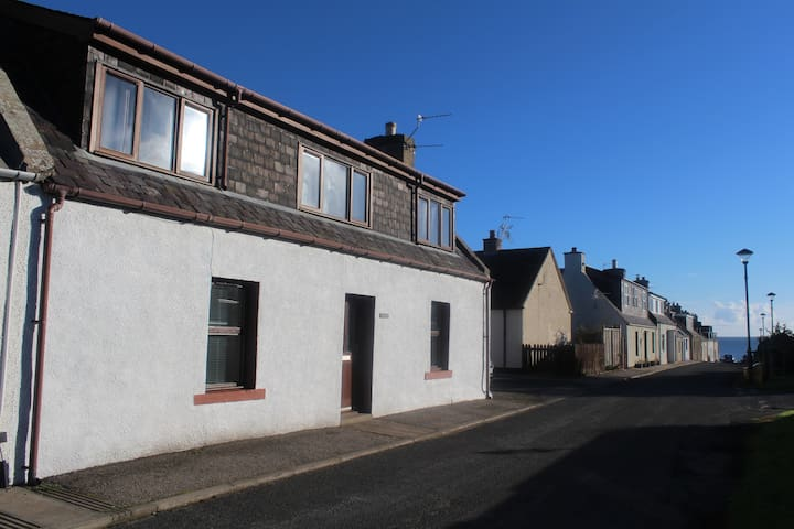 The Coul Hoose Seaside Cottage - Highland - Dom