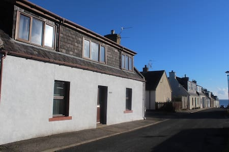 The Coul Hoose Seaside Cottage - Highland - Casa