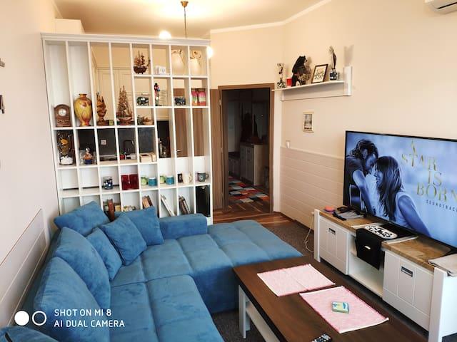 Апартаменты Лазурный берег делюкс