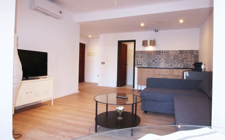 Modern apartment with terrace in Can Pastilla - Palma - Pis