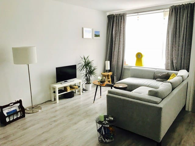 House (70m2) + Garden (18m@) + free parking +bike) - Utrecht - Condominium