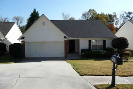 Lovely Home in Norcross - Norcross - Haus