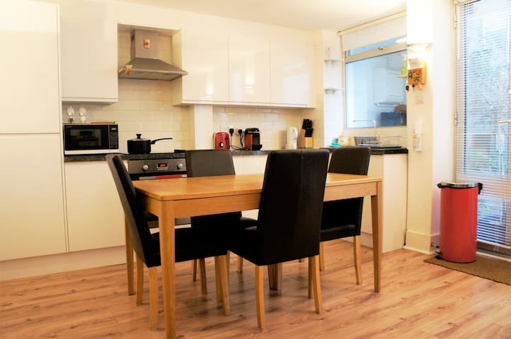Lovely 2-bed, 2-bath apartment in Marylebone