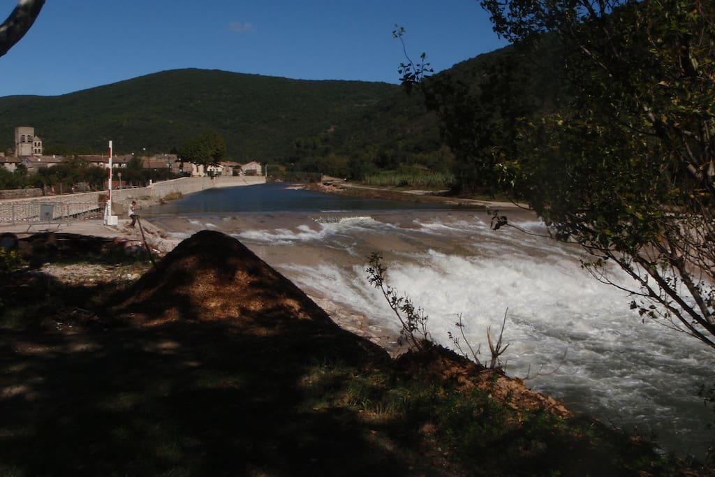 Rivière La Mare