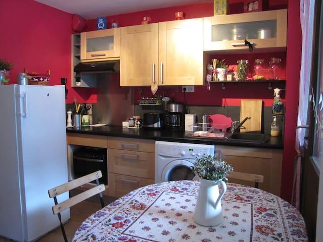 Appartement au pied des Aravis