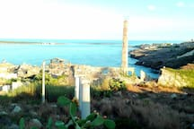 Capopassero view