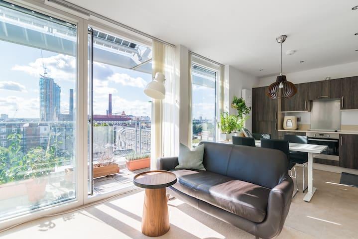 Modern 1 bedroom flat in Chelsea