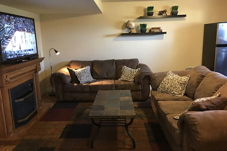 Eagle Mountain Basement Apartment in The Ranches