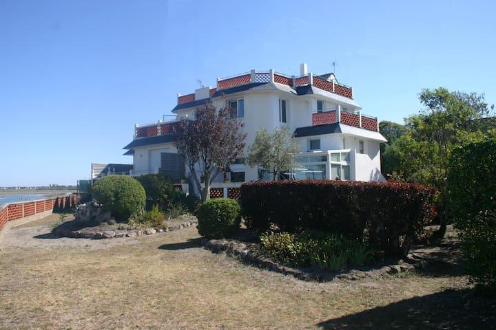 DUPLEX VUE SUR MER - Le Croisic - Apartamento