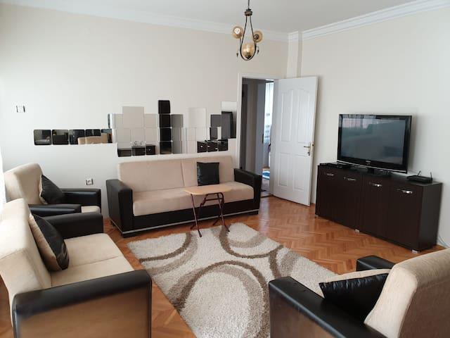 Super Apartment at the City Center of Ankara