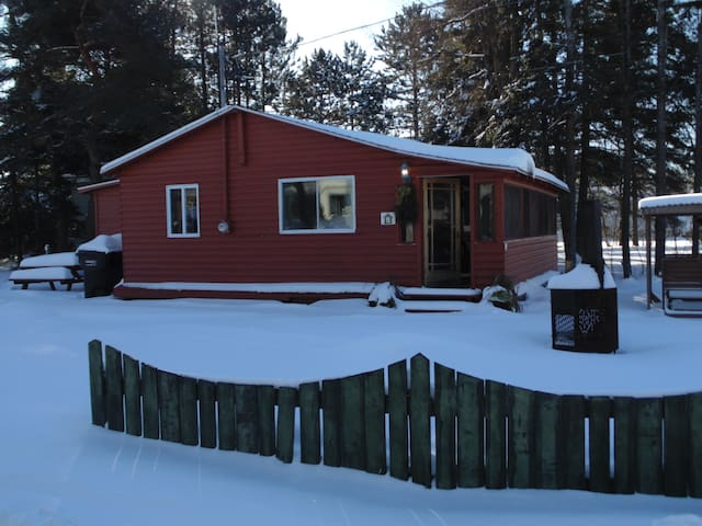 Our shack in Canada - Shawinigan