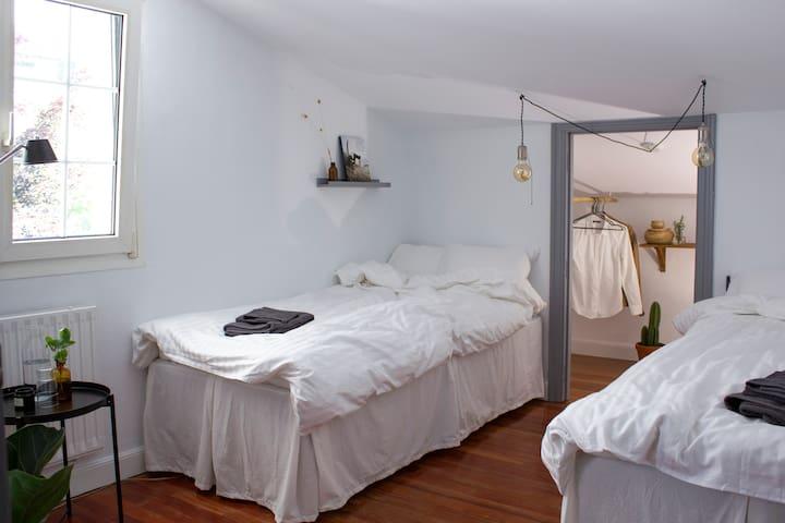 Laga Lodge Room Sie