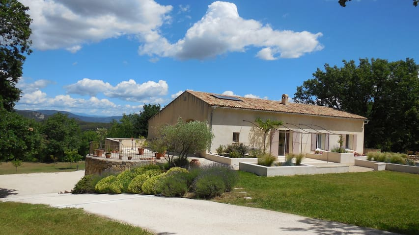 La Bruneydre maison de 130m² - Rognes - Hus