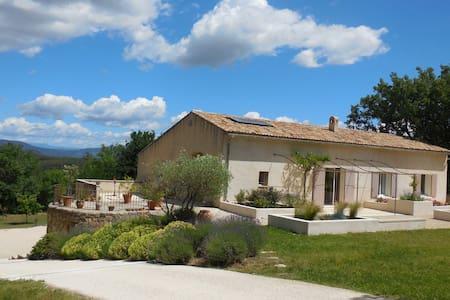 La Bruneydre maison de 130m² - Rognes - Huis